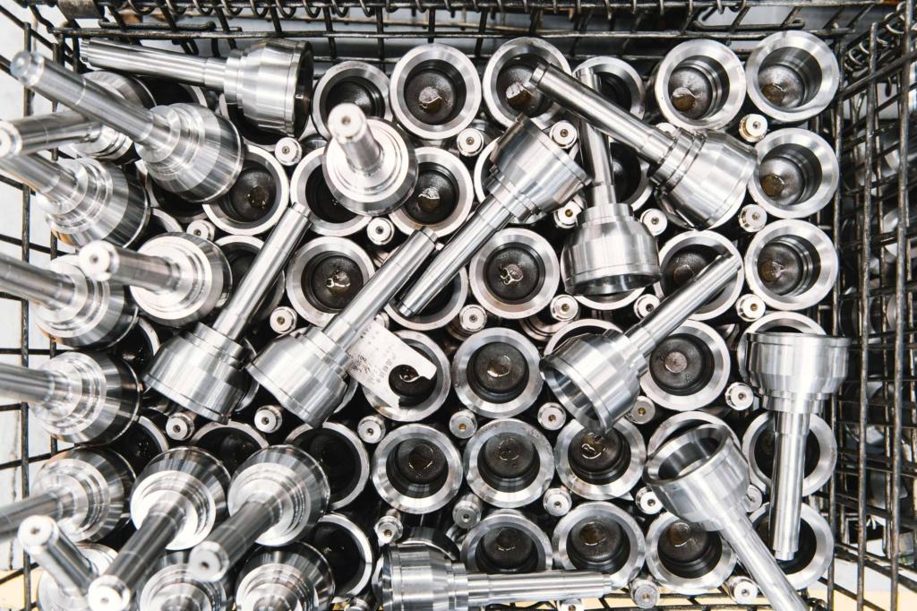 Производство автозапчастей в Китае
