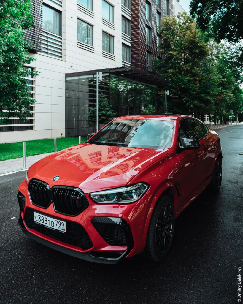 BMW X6M F96 2020