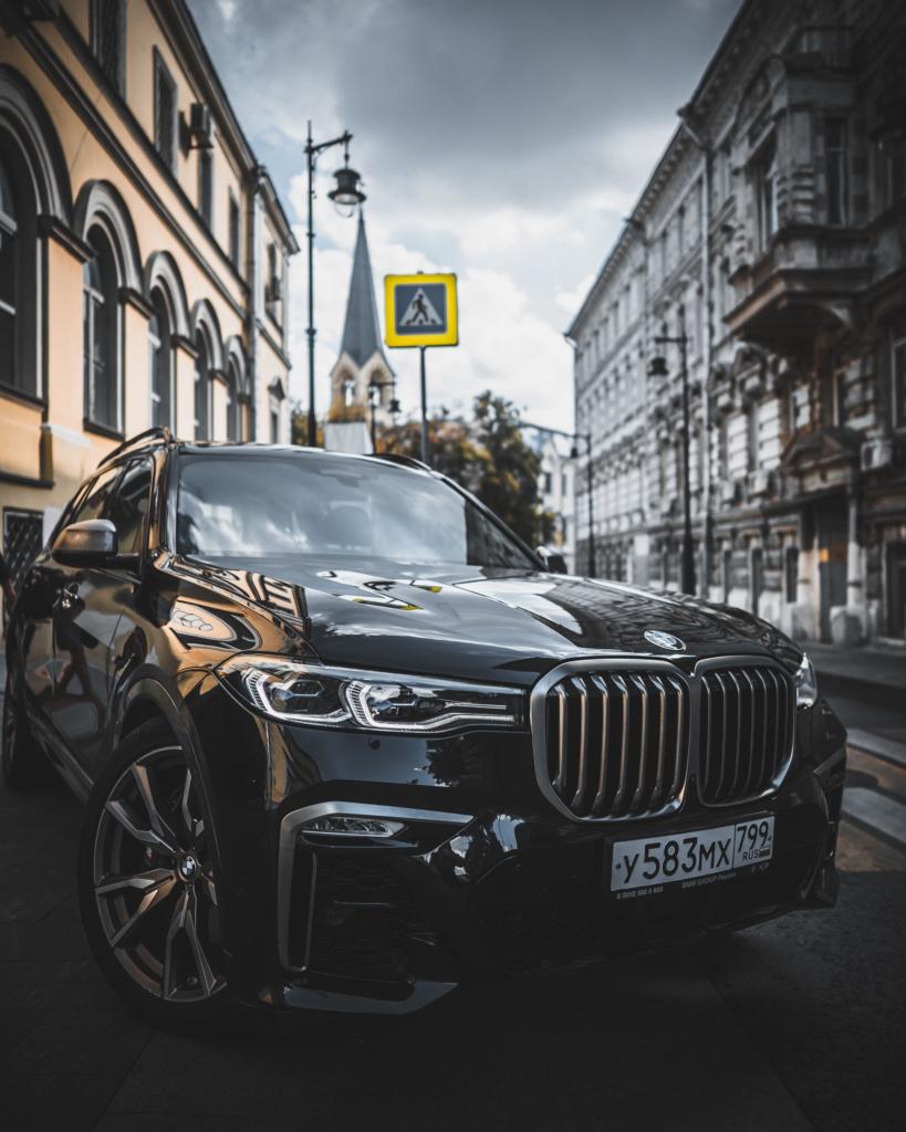 BMW X7 M50d — тест-драйв