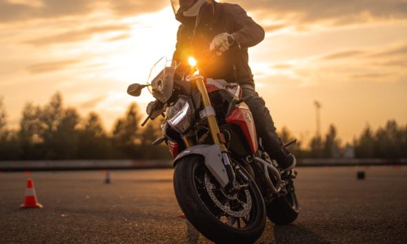 BMW Motorrad Школа мастерства